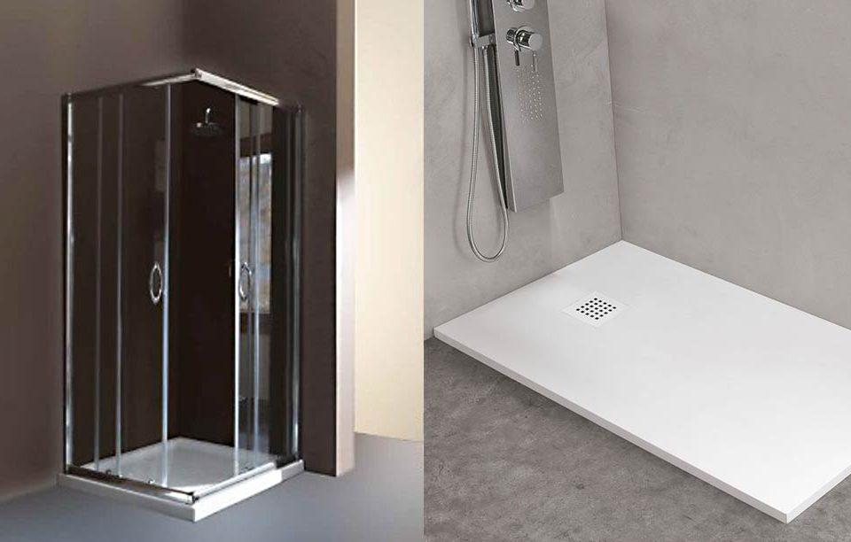 box doccia piatto doccia