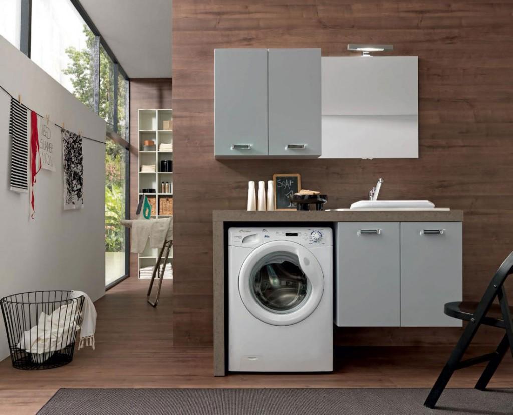 Lavanderia qualità e design per progettare la lavanderia ideale